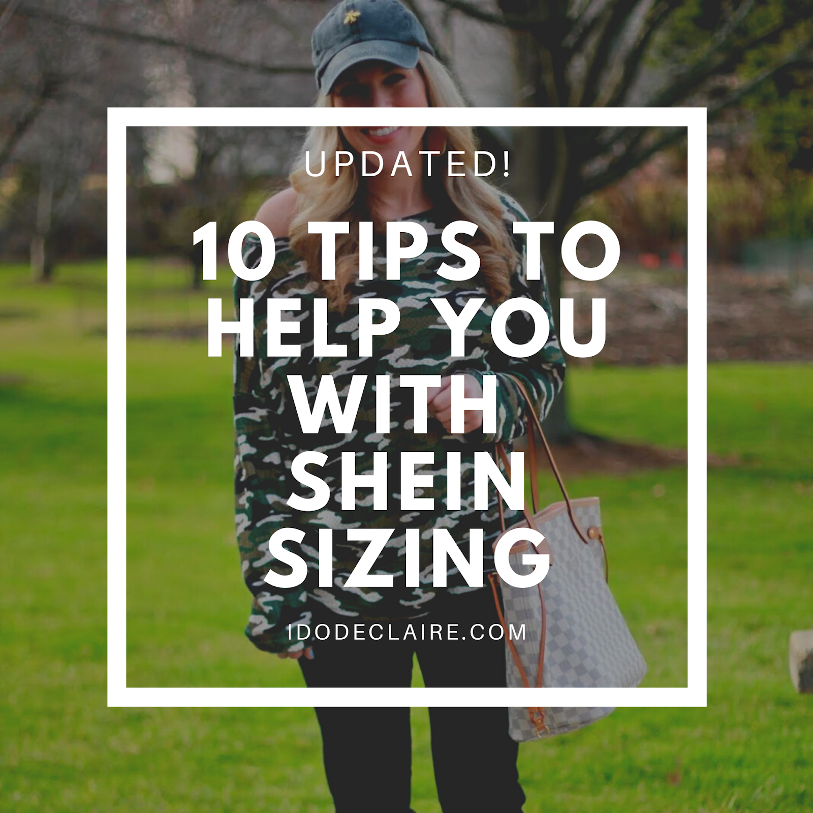 10 Tips for Shein Sizing