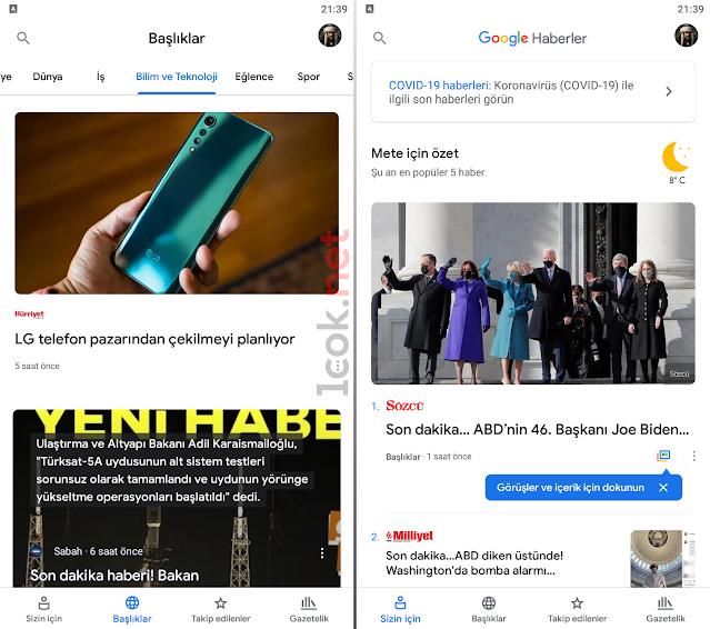 The best news apps - google news