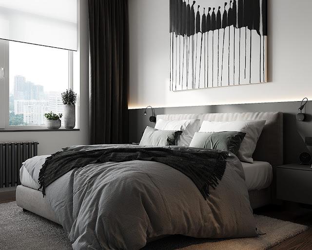 Hình ảnh mẫu thiết kế nội thất chung cư đẹp P1