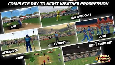 World Cricket Battle 1.5.5 Version