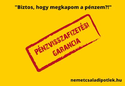 Német családi pótlék ügyintézés garanciával