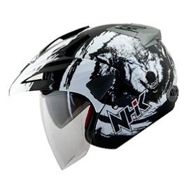 Helm NHK Predator 2V Wolf