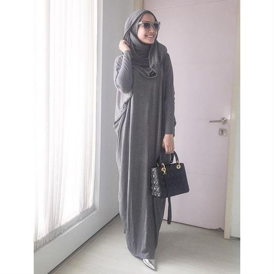 Model Busana Muslimah Rancangan Zaskia Sungkar Terbaru 2016 Model