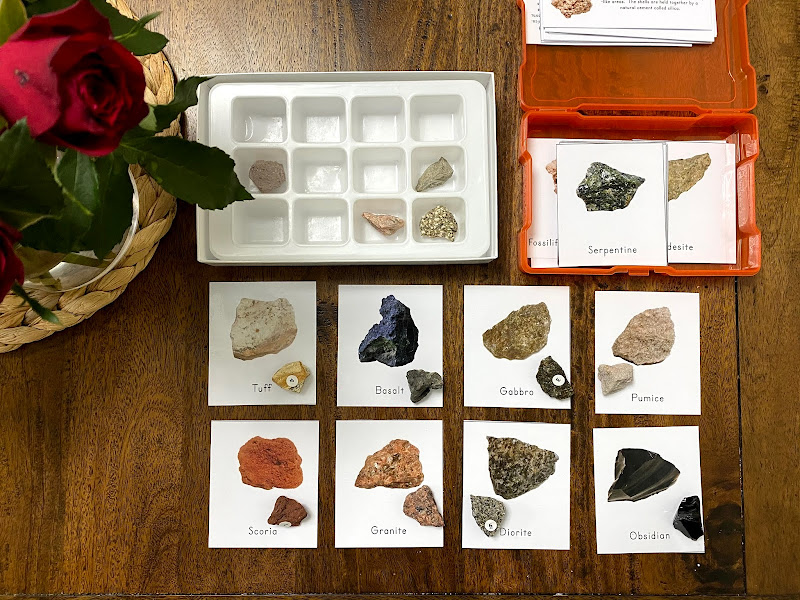 Rock Cycle Lesson for Kids: IGNEOUS ROCKS