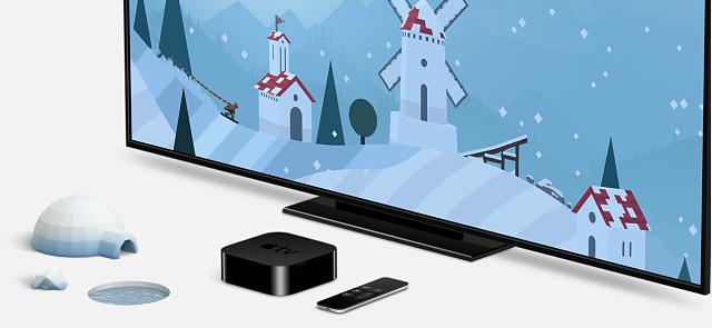apple-tv Christmas season : Give Apple who you most want for Christmas Technology