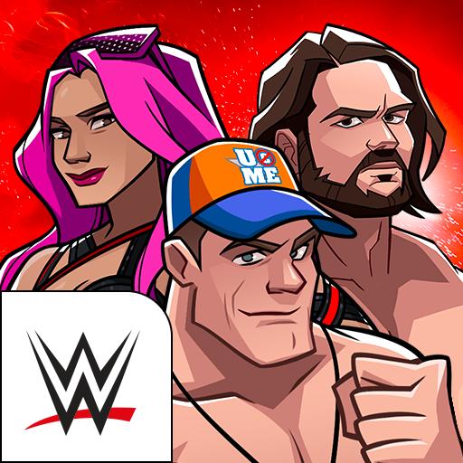 تحميل لعبة WWE Tap Mania v17811.22.1 مهكرة وكاملة للاندرويد أخر اصدار