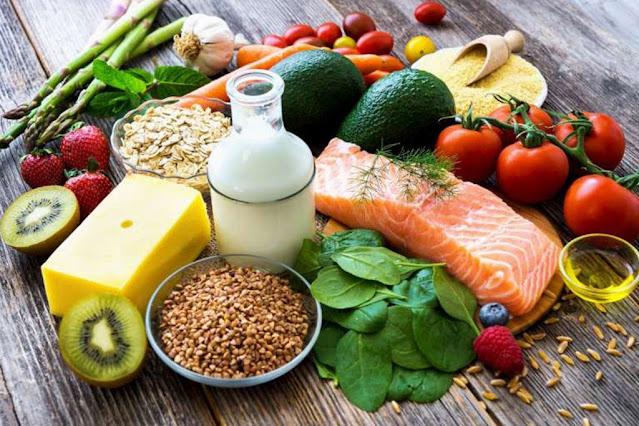 تعبير بالفرنسية عن الغذاء الصحي
