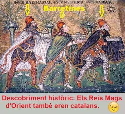 los reixos de Orient eren cataláns