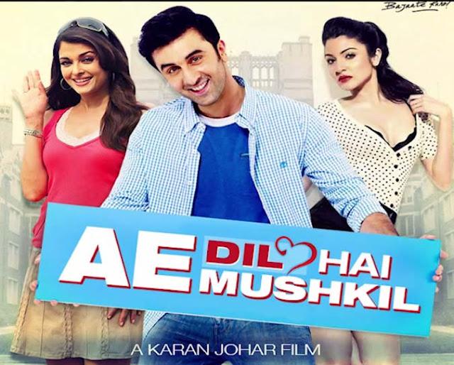 Ae Dil Hai Mushkil Official Trailer To Be Out With Baar Baar Dekho Movie