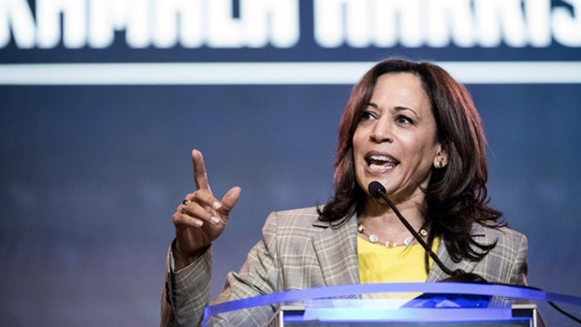 Harris adds endorsement from 7th Congressional Black Caucus member | TheHill
