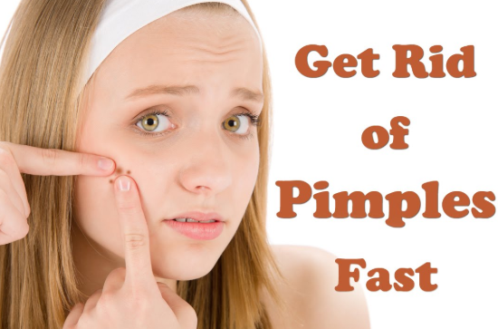 Find out how to Get Rid of Pimples on the Face Rapidly and Naturally