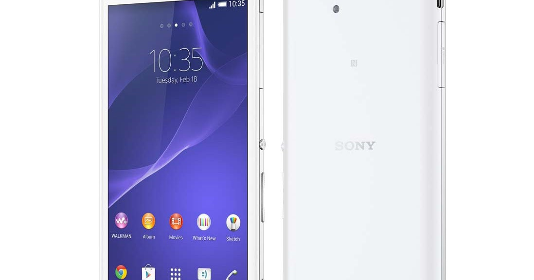 Flash Sony Xperia C3 D2533 Lollipop 5 1 1 Tested Firmware