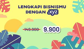 Domain Xyz Murah