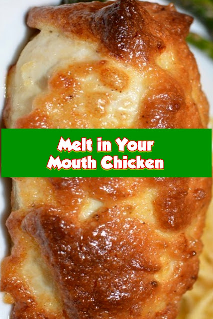 #Melt #in #Your #Mouth #Chicken