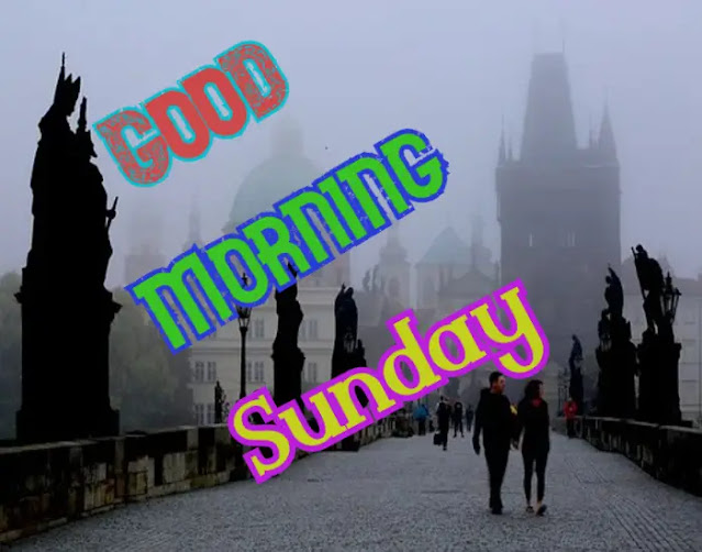 Good Morning Sunday Images HD Free Download