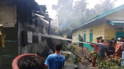 Pabrik Korek Api di Binjai Kebakaran, 24 Orang Tewas