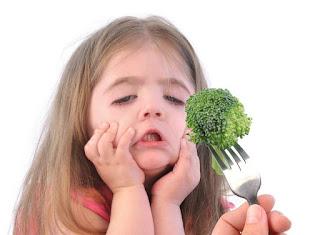 Tips Tambat Selera Makan Anak-anak
