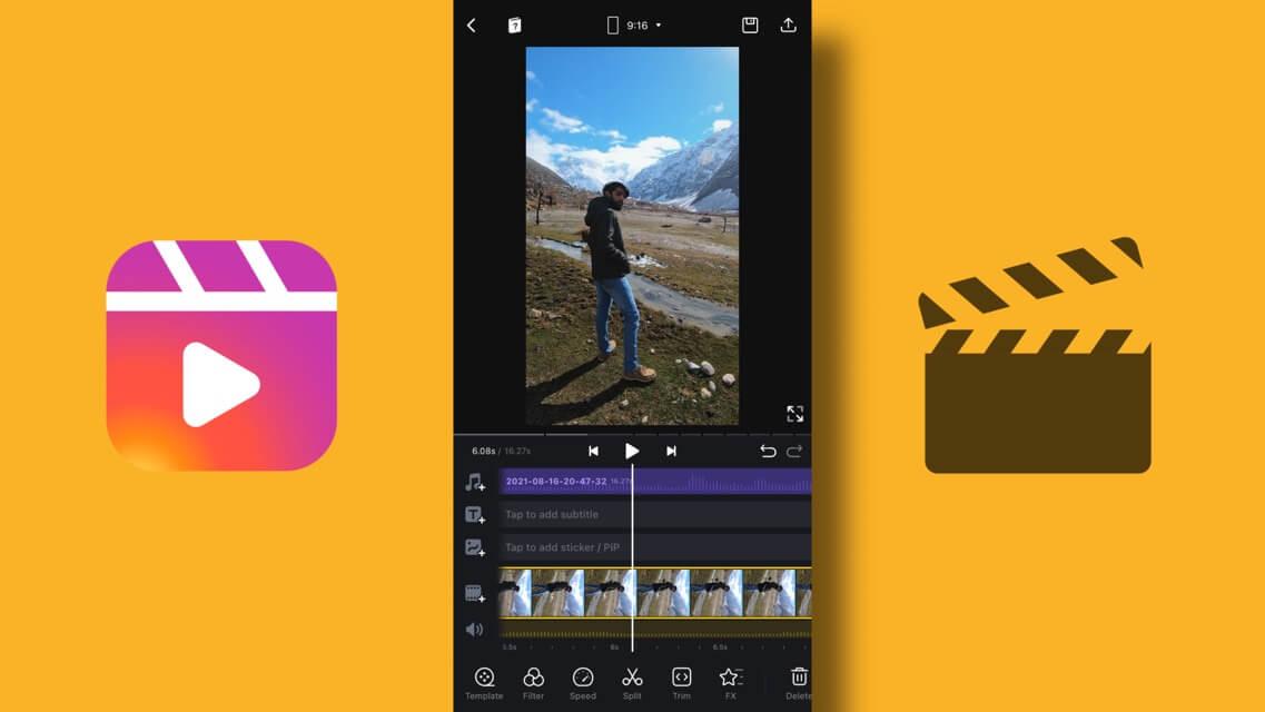 Best video editing apps for Instagram Reels