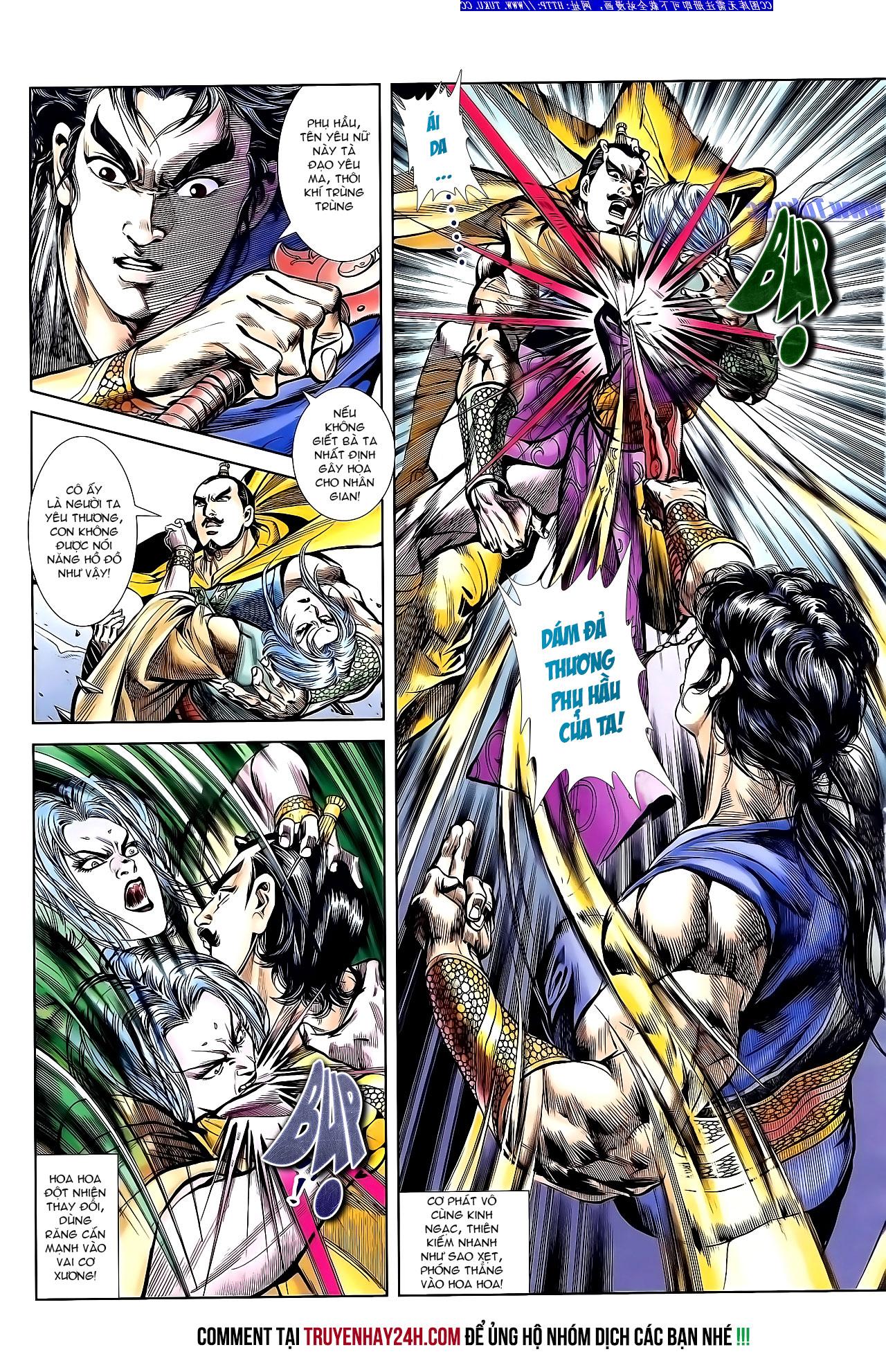 Cơ Phát Khai Chu Bản chapter 143 trang 25