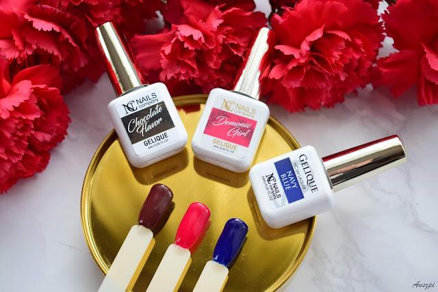 Hybrydy NC Nails Company