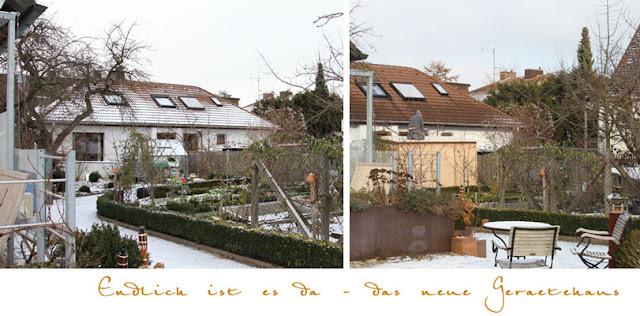 Gerätehaus, Gartenhaus, Gartenschuppen - Lärche massiv