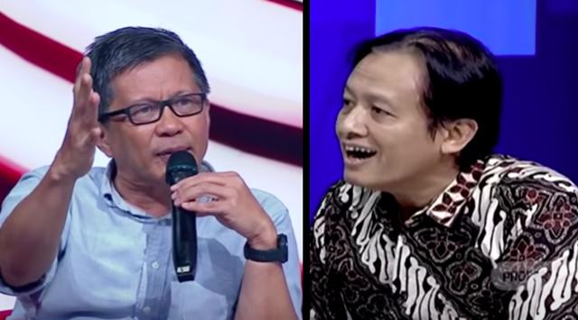 Prof Henry Subiakto Ejek Rocky Gerung, Alumni Unair: Gak Usah Bawa Kampus!