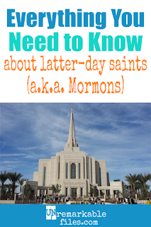 Members of the Church of Jesus Christ of Latter-day Saints believe first and foremost in Jesus Christ, but there are also parts of our faith that make Mormon beliefs unique. Here are 10 facts about us, including our view of temples, prophets, priesthood, and the Book of Mormon. #mormon #mormons #lds #latterdaysaint #faith #christianity #unremarkablefiles