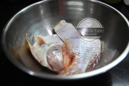 Resep Ikan Nila Palumara JTT