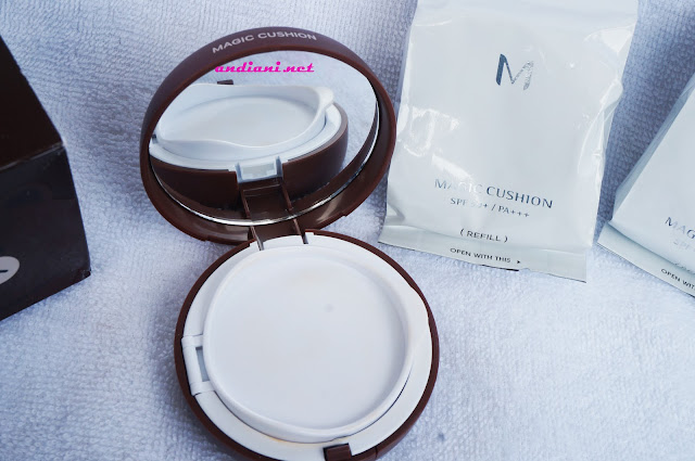 Review-Missha-M-Magic-Cushion-X-Line-Brown-Edition