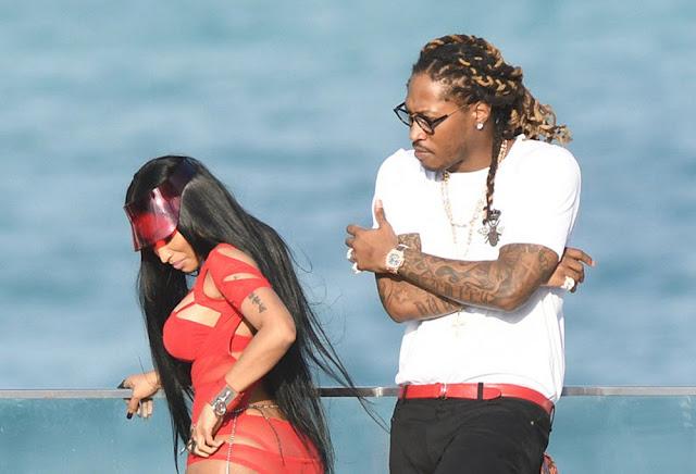Another One: DJ Khaled - I Can't Even Lie Ft. Future X Nicki Minaj