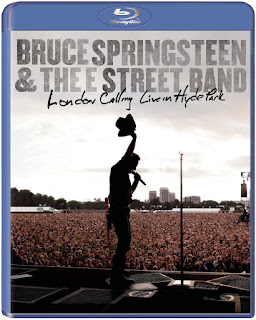 Bruce Springsteen & The E Street Band: London Calling Live in Hyde Park [BD25]