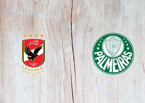 Al Ahly vs Palmeiras -Highlights 11 February 2021