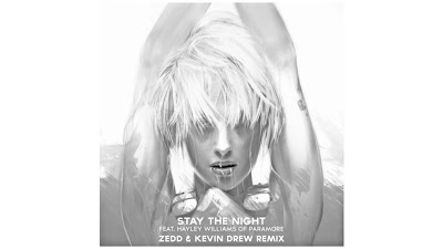 Zedd & Kevin Drew - Stay The Night ft. Hayley Williams of Paramore (#Remix)