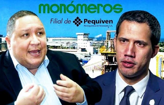 Diputado venezolano José Brito acusó al equipo de Juan Guaidó de poner la empresa Monómeros en Colombia al servicio de narcotraficantes