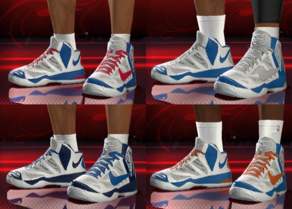 promo code 37a62 b3cc1 NBA 2K13 Nike Air Max Hyperaggressor Shoes - NBA2K.ORG