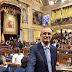 Na sesión constitutiva da XIII Lexislatura