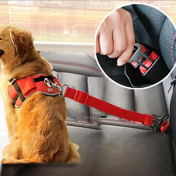 Cats And Dogs Car Seat Belt Adjustable 5 Colors