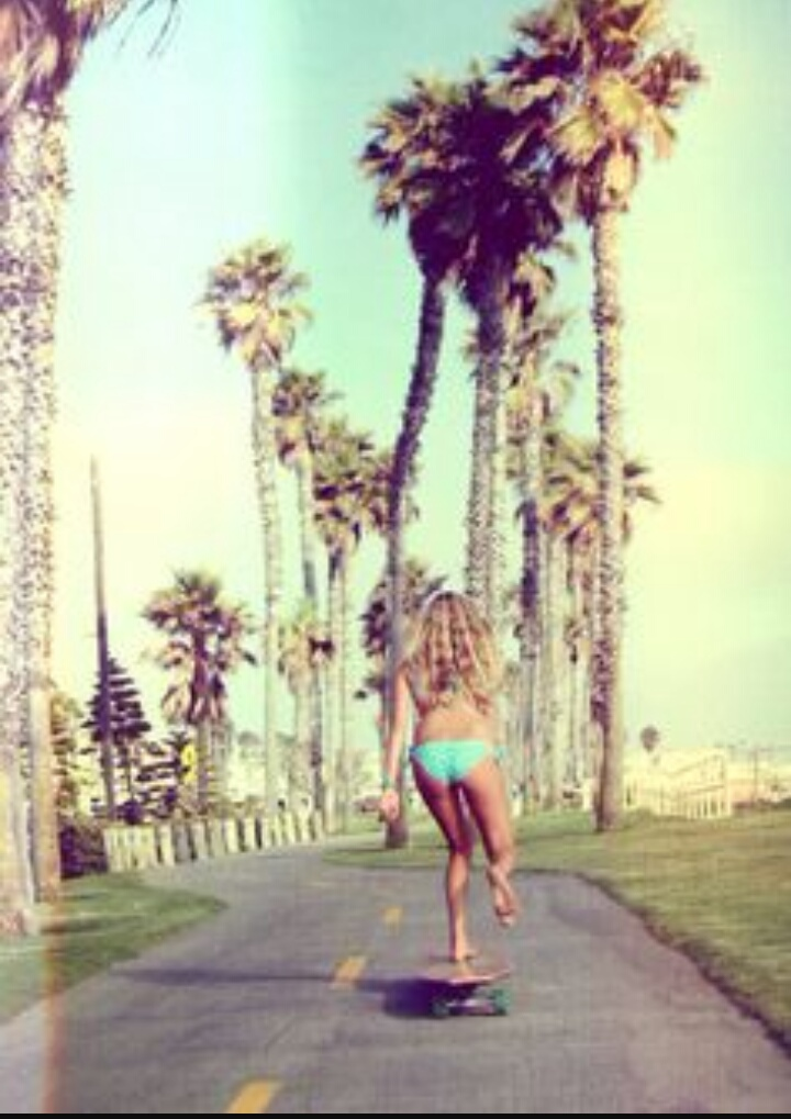 California Dream; Becoming a Reality…