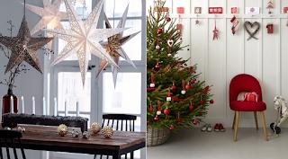 Χριστουγεννιάτικη διακόσμηση: 40 εκπληκτικές ιδέες για να στολίσετε το σπίτι σας