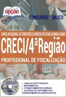 Apostila CRECIMG 4ª Região - Profissional Suporte Administrativo