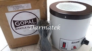 Jual Heating Mantle Gopal AV HM-03 Cap.500ml
