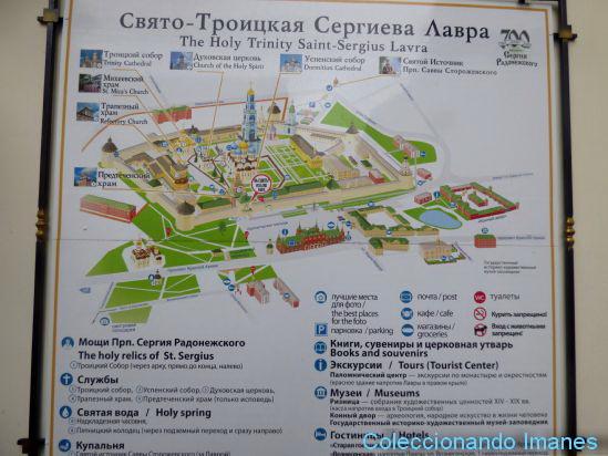 Qué ver en Sergiev Posad