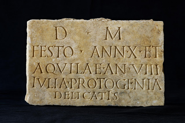 An exceptional antique necropolis discovered in Narbonne