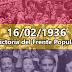 Programa electoral del Frente Popular de 1936