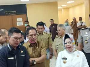 Ketua DPRD Mingrum Gumai Undang Hearing Tim Gugus Tugas Penanganan Covid-19