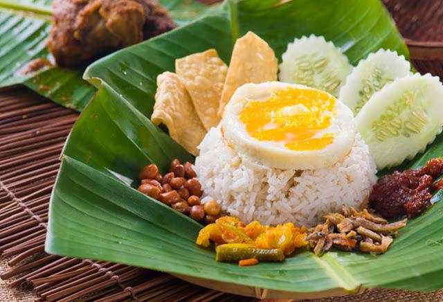 Nasi Uduk Enak di Bandar Lampung