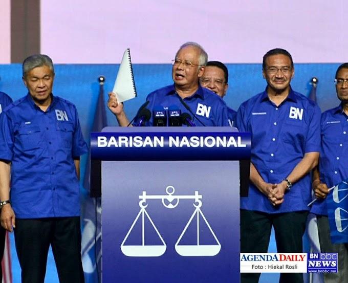 Pengumuman Kejutan Dari Perdana Menteri Membuatkan Orang Ramai Histeria #DahulukanRakyat #PRU14 #HebatkanMalaysia
