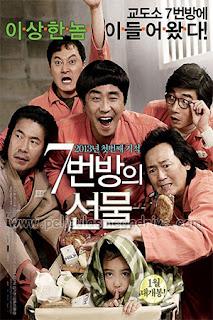 Milagro En La Celda 7 (2013) [Coreano-Subtitulado] [Hazroah]
