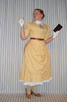 Jane Porter by A Most Peculiar Mademoiselle