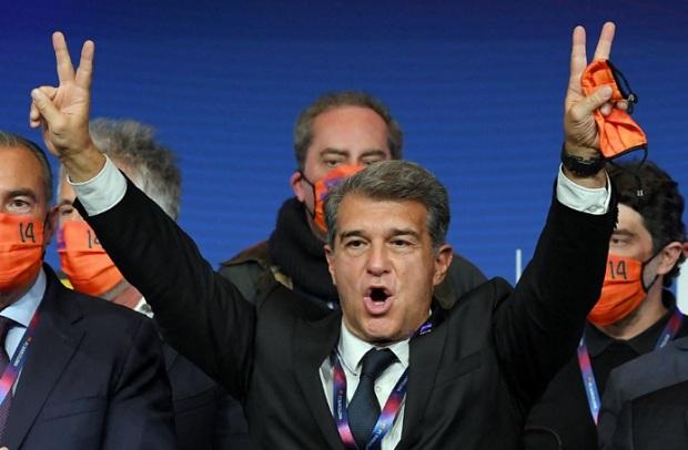 Barcelona y lo retos inmediatos del electo Joan Laporta